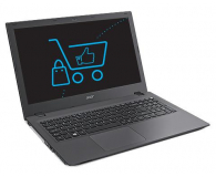 Acer E5-573 i3-4005U/8GB/500/DVD-RW czarny - 261791 - zdjęcie 1