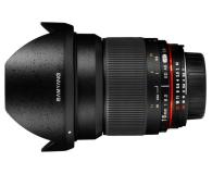 Samyang 16mm F2.0 ED AS UMC Canon - 220379 - zdjęcie 2