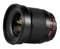 Samyang 16mm F2.0 ED AS UMC Canon - 220379 - zdjęcie 1