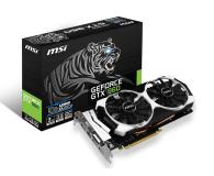 MSI GeForce GTX960 2048MB 128bit OC (Armor 2X) - 221841 - zdjęcie 1