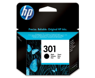 HP 301 black 190str.