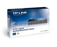 TP-Link 24p TL-SG1024D (24x10/100/1000Mbit) - 59959 - zdjęcie 3