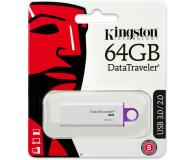 Kingston 64GB DataTraveler I G4 (USB 3.0) - 163117 - zdjęcie 6