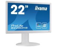 iiyama B2280HS biały - 225370 - zdjęcie 2