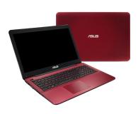 ASUS K555LD-XO122 i3-4010U/4GB/1TB GF820 czerwony - 213847 - zdjęcie 1