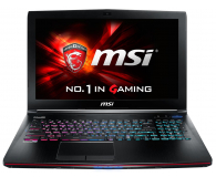 MSI GE62 Apache Pro i7/8GB/120+1000/Win8X GTX970M FHD - 232128 - zdjęcie 9
