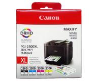 Canon Zestaw 4 tuszów PGI-2500XL C/M/Y/BK - 229856 - zdjęcie 1