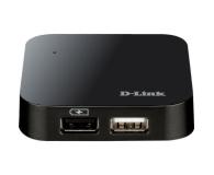 D-Link DUB-H4 USB 2.0 (4 porty, aktywny, zasilacz) - 31486 - zdjęcie 3