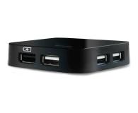 D-Link DUB-H4 USB 2.0 (4 porty, aktywny, zasilacz) - 31486 - zdjęcie 2