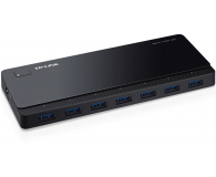 TP-Link UH700 USB 3.0 (7 portów, aktywny, zasilacz) - 230931 - zdjęcie 2