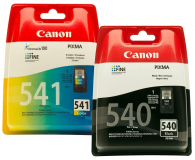 Canon Zestaw 2 tuszów PG-540 + CL-541   - 237386 - zdjęcie 1