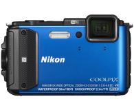 Nikon Coolpix AW130 niebieski - 236894 - zdjęcie 2