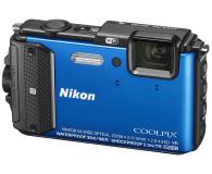 Nikon Coolpix AW130 niebieski - 236894 - zdjęcie 1