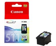 Canon CL-511 kolor 9ml 2972B009 - 44454 - zdjęcie 1