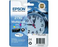 Epson T2715 zestaw tuszów CMY 3x1100str. - 238864 - zdjęcie 1