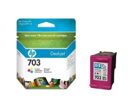 HP 703 CD888AE color 4ml   - 43175 - zdjęcie 1