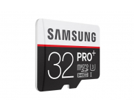 Samsung 32GB microSDHC Pro+ zapis 90MB/s odczyt 95MB/s - 241033 - zdjęcie 2