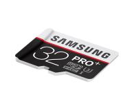 Samsung 32GB microSDHC Pro+ zapis 90MB/s odczyt 95MB/s - 241033 - zdjęcie 4