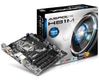 ASRock H81M (H81 2xPCI-E DDR3) - 156540 - zdjęcie 1