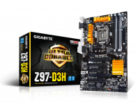 Gigabyte GA-Z97-D3H (Z97 2xPCI-E DDR3) - 186079 - zdjęcie 1