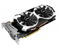 MSI GeForce GTX970 4096MB 256bit OC (Armor 2X)  - 215950 - zdjęcie 2
