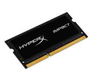 HyperX 8GB (1x8GB) 1600MHz  CL9 Impact Black - 237625 - zdjęcie 2