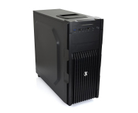 SilentiumPC Gladius M20 Pure Black - USB 3.0  - 243548 - zdjęcie 2