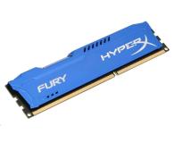 HyperX 4GB (1x4GB) 1600MHz CL10 Fury Blue  - 180485 - zdjęcie 3