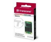 Transcend 512GB 1,8'' mSATA SSD370 - 225142 - zdjęcie 2