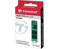 Transcend 512GB 2,5'' SATA SSD M.2 2280 - 225150 - zdjęcie 3