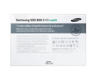 Samsung 250GB mSATA SSD 850 EVO  - 243999 - zdjęcie 12