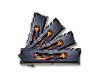 G.SKILL 32GB 2400MHz Ripjaws4 Black CL15 (4x8192) - 215806 - zdjęcie 2