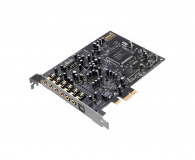 Karta dźwiękowa Creative Sound Blaster Audigy RX (PCI-E)