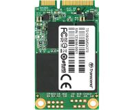 Transcend 370 128GB SSD mSATA - 239694 - zdjęcie 1