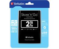Verbatim Store'n'Go 2TB USB 3.0 - 219639 - zdjęcie 3