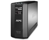 APC Back-UPS Pro 550 (550VA/330W, 6xIEC, AVR, LCD) - 51097 - zdjęcie 1