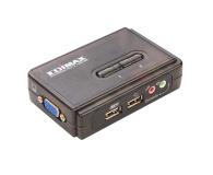 Edimax EK-UAK2 USB + VGA + audio (2 komputery) 1,8m - 29829 - zdjęcie 2