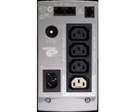 APC Back-UPS CS (350VA/210W, 4xIEC, RJ-45) - 27381 - zdjęcie 2