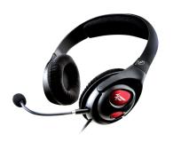 Creative HS-800 Fatality Gaming czarne z mikrofonem - 24183 - zdjęcie 1