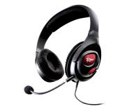 Creative HS-800 Fatality Gaming czarne z mikrofonem - 24183 - zdjęcie 2