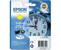 Epson T2714 yellow 27XL 1100str. (C13T27144010) - 247826 - zdjęcie 1