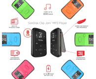 SanDisk Clip Jam 8GB czarny - 251563 - zdjęcie 6