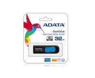ADATA 32GB DashDrive UV128 czarno-niebieski (USB 3.1) - 255419 - zdjęcie 3