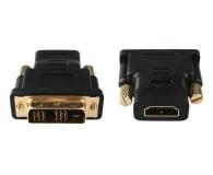 Gembird Adapter HDMI - DVI (18+1 pin) - 66390 - zdjęcie 1
