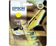 Epson T16 yellow 3.1ml (C13T16244010) - 121862 - zdjęcie 1