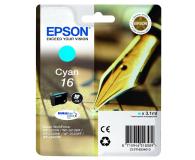 Epson T16 cyan 3.1ml (C13T16224010) - 121860 - zdjęcie 1