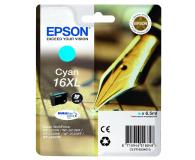 Epson T16XL cyan 6.5ml (C13T16324010) - 121864 - zdjęcie 1