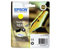 Epson T16XL yellow 6.5ml (C13T16344010) - 121866 - zdjęcie 1