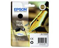 Epson T16XL black 12.9ml (C13T16314010) - 121863 - zdjęcie 1