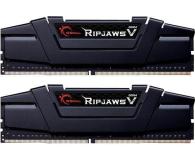 G.SKILL 8GB 3200MHz Ripjaws V Black CL16 (2x4GB) - 251187 - zdjęcie 2